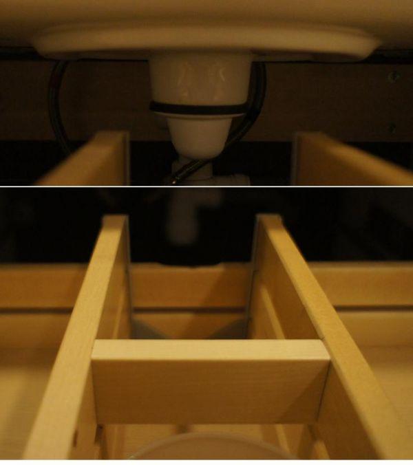 Speciale sifon voor wastafelkast van Ikea - Pagina 2