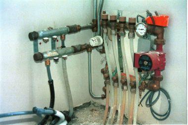 Thermostaatknop werking