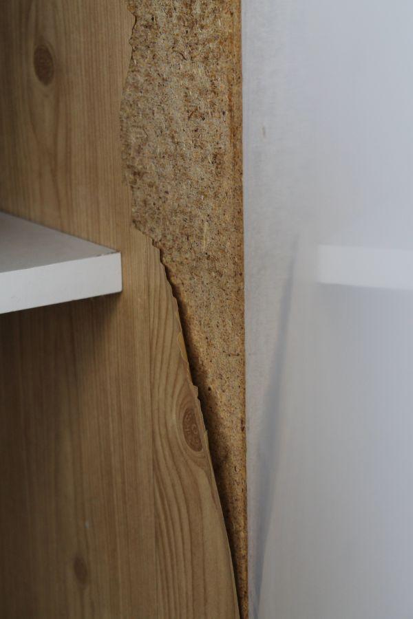 Keukenkasten Behangen: Ombouw keukenkasten maken koof keuken.