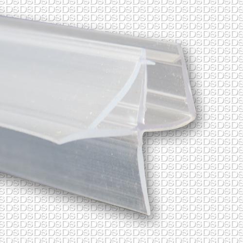 Douche Dorpel Rubber ~ De schuine flap wordt dan aan de binnenkant geplaatst, zodat het water