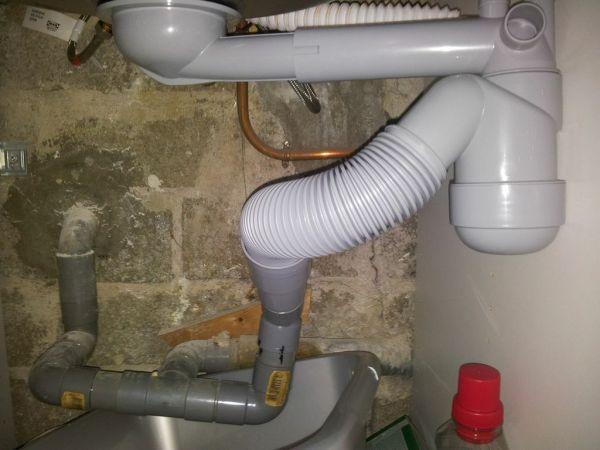 Keuken Wasbak Verstopt : Water in gootsteen loopt niet goed door