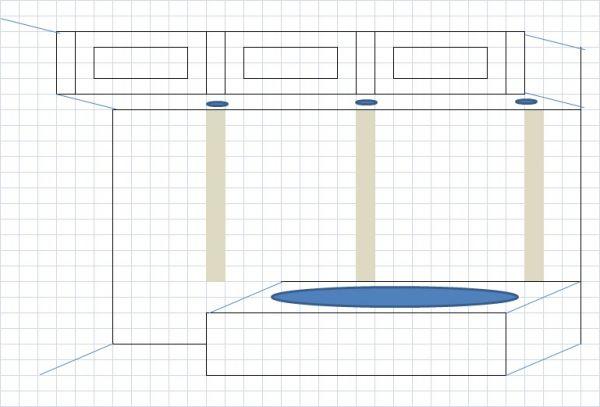 20170311&042248_Afzuiging Vocht Badkamer ~ Hangkast in Badkamer tegen het plafond
