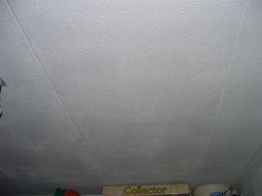 Lekkage plafond schilderen