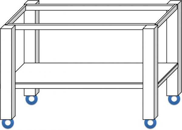 Werktafel Keuken Op Wielen : Uitschuifbare wielen voor werkbank