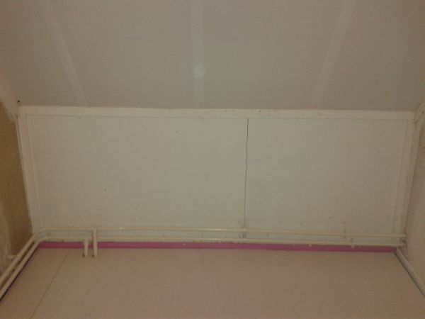Wand Maken In Hout : ... een houten frame nodig of kan ik t ...