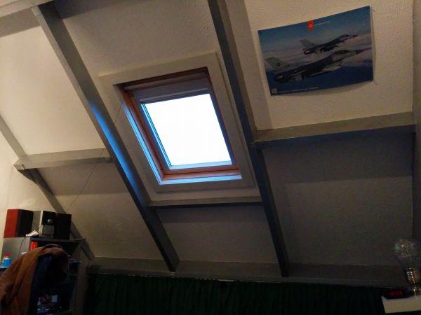 Hangmat ophangen aan gording zolder - Zolder stelt fotos aan ...