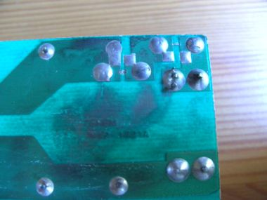 Bosch inductie kookplaat defect