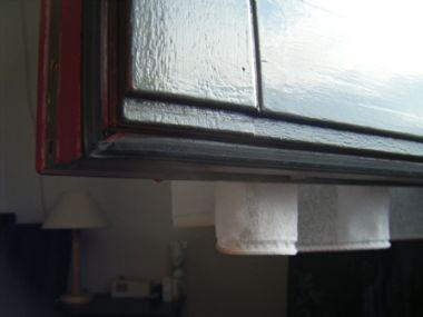 Tochtstrip raam