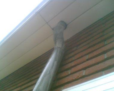 Regenpijp repareren kosten