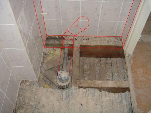 Platte Afvoerbuis Toilet : Platte afvoerbuis toilet 28 images hulpstukken voor afvoerbuis