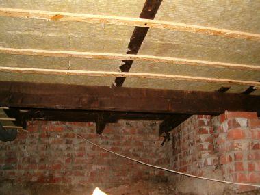 Kruipruimte isoleren houten vloer