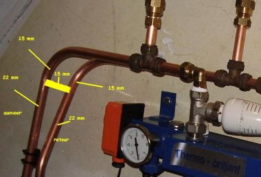 Vermogen Vloerverwarming Per M3 In Stap Met De Tijd