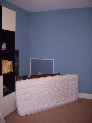 Kamer schilderen - Schilderen gemengde kamer ...