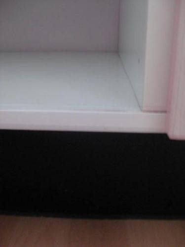 Keuken Plint Verwijderen : Vaatwasser onder aanrechtblad – afdekplank plint