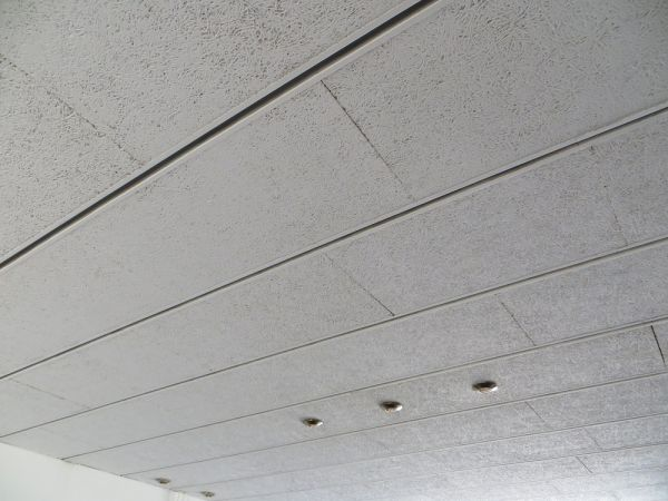 Voir Plus Deco Plafond Design Pose Plafond Osb Pictures to pin on ...