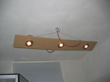 verlichtingskoof plafond