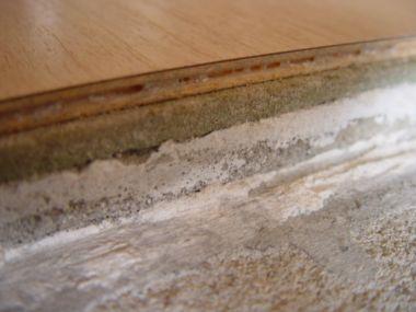 Vloer egaliseren met cement