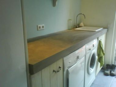 Keukenblad 6 cm dik