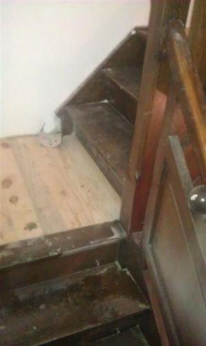 Welk soort verf voor spaanse art deco trap uit 1960 - Hout deco trap ...