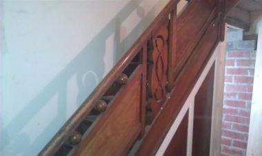 Welk soort verf voor spaanse art deco trap uit 1960 - Deco woonkamer met trap ...