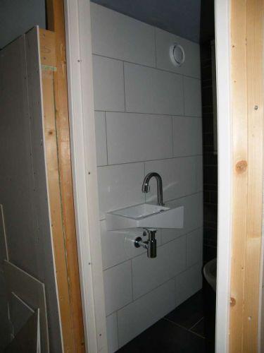 Badkamer Meubel Landelijk ~ Wildverband tegelwerk