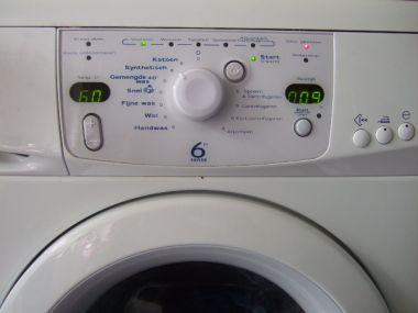 Whirlpool wasmachine problemen