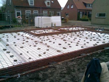 Afstandhouder betonnet