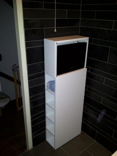 Zelf tv meubel voor badkamer maken pagina 2 for Badkamer zelf maken