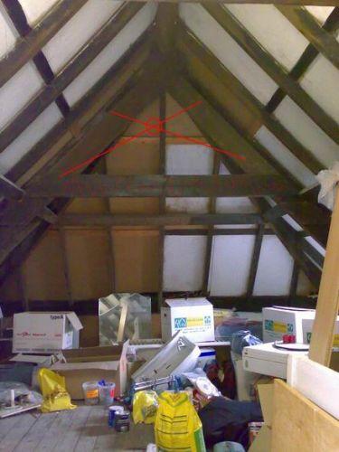 Grote zolderverbouwing isolatie en constructievraag - Zolder stelt fotos aan ...