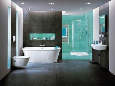 1000 images about badkamer toilet bathroom on pinterest for Badkamer