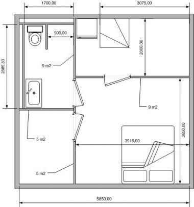 Zolder indeling maken/ wanden + plafond met vlizo