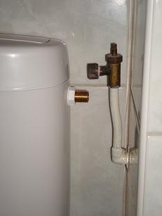 Druk waterleiding te hoog
