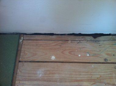 Ondervloer Houten Vloer : Gevelbekleding schilderen: ondervloer voor houten vloer