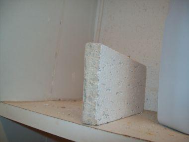 Asbest plafondplaten