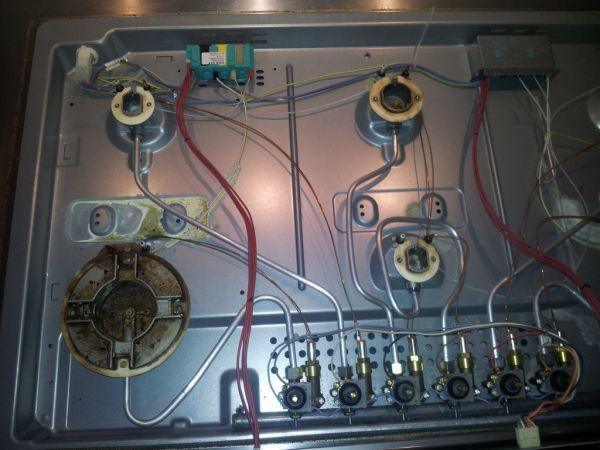 Hoe werkt elektrische ontsteking gasfornuis