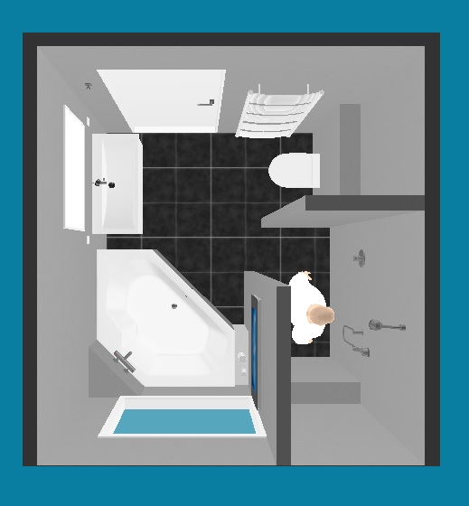 20170322 073026 beste indeling badkamer - Idee voor badkamers ...