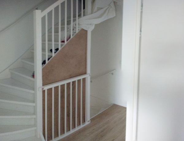 kast maken onder trap