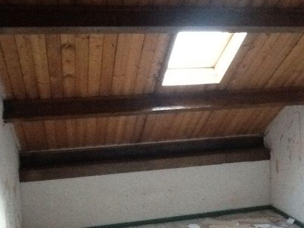 Plafond zolder afwerken met gipsplaten for Vijverrand afwerken met hout