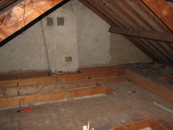 Zolder Gebruiken Als Slaapkamer : Isolatie tussen slaapkamers en ...