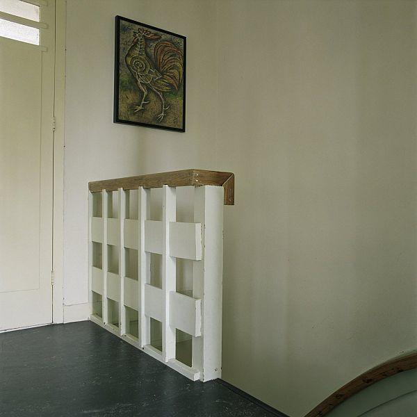 Spiltrap plaatsen op houten vloer verdieping for Houten trap plaatsen