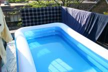 Zwembad Op Dakterras : Zwembad op dakterras