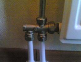 radiatorkraan vervangen hoe af te sluiten