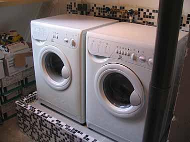 Uitgelezene Verhoging voor wasmachine/droger, hoe? - Wonen & Verbouwen - GoT ND-63