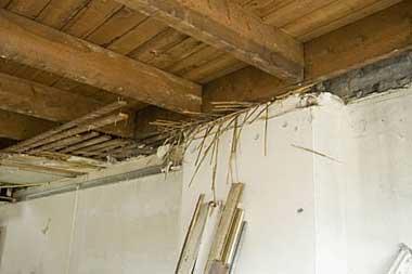 Plafond tussen balken mooi dichtmaken pagina 2 - Plafond met balk ...