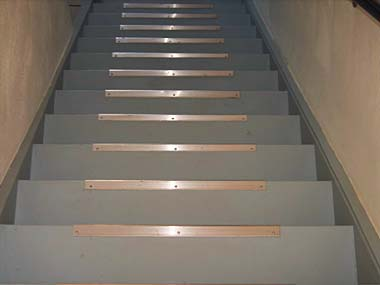 Laminaat op trap