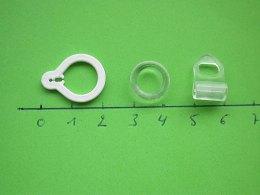 Gordijnattributen (ringetjes, haakjes, etc)