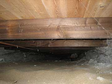 Houten vloer bg isoleren for Houten vloer isoleren