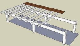 Exclusieve houten terrassen hoog □ exclusieve woon en tuin