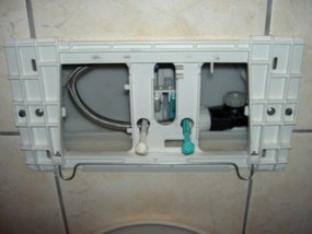 Geberit Hangend Toilet : Hangend geberit toilet spoelt liter i p v liter