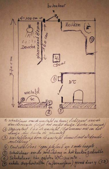 Aarding badkamer schema brigee u page verschillende ontwerp inspiratie voor je u afmeting miva - Doucheruimte m ...